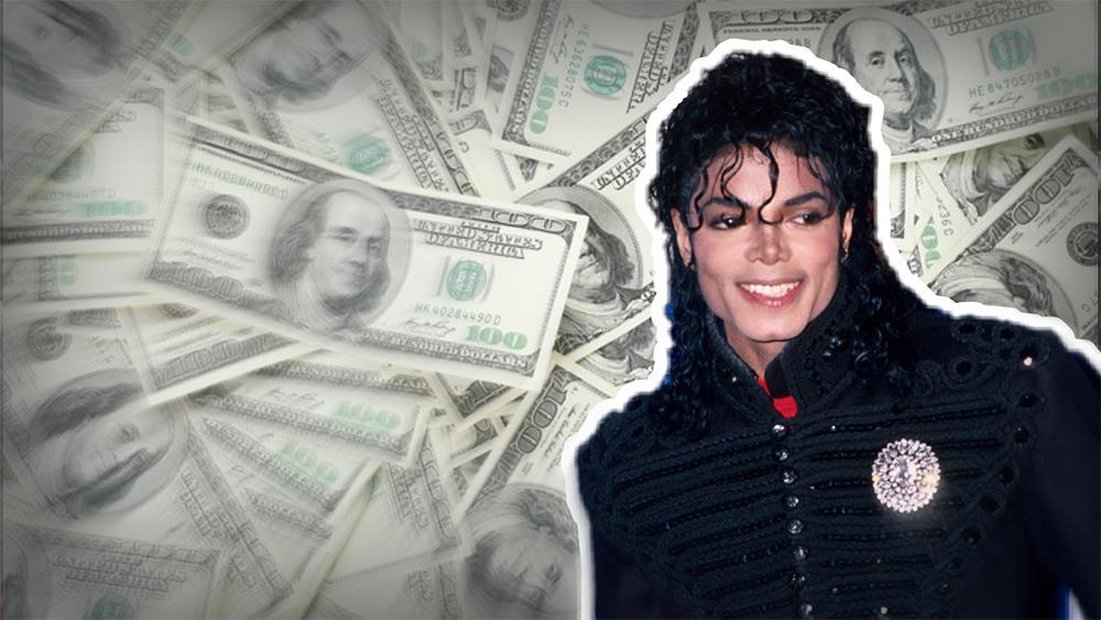مایکل جکسون پردرآمدترین چهره سرشناس فوتشده سال ۲۰۱۸