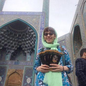 MJInnocent Iranian Fans 5