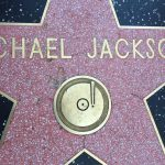 Michael Jackson star damaged 2